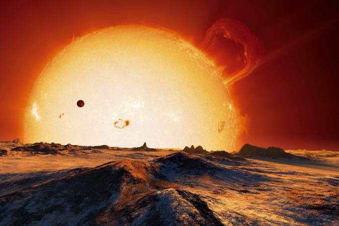 the-Sun-675x450 Top 10 Unusual Solar System Facts Found Recently