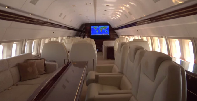 trump-Boeing-757-675x348 Top 10 Most Expensive and Unusual Things Owned By American President Trump