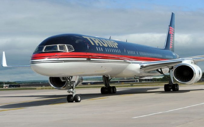 trump-Boeing-757-675x422 Top 10 Most Expensive and Unusual Things Owned By American President Trump