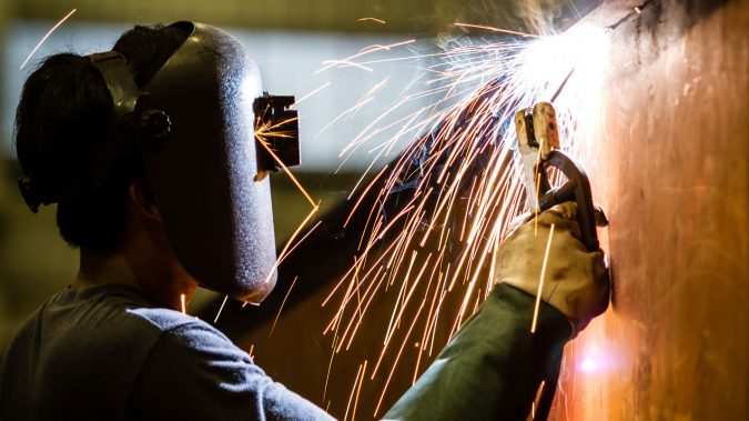 welding-2-675x379 Welding Basics: 5 Most Important Things to Know If You Want to Weld Properly