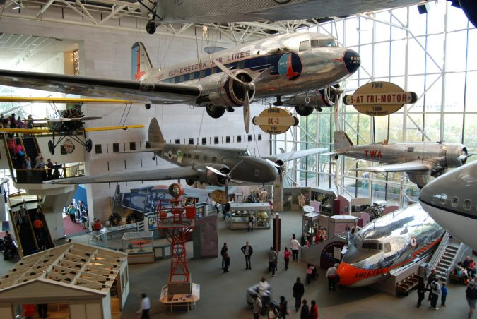 Air-Space-Museum-675x452 8 Best Travel Destinations in June