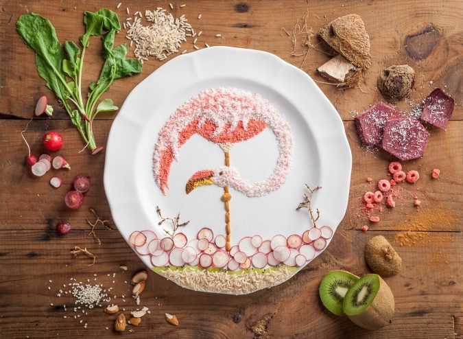 Anna-Keville-Joyce-food-art..-675x494 Top 10 Best Food Artists in the World in 2020