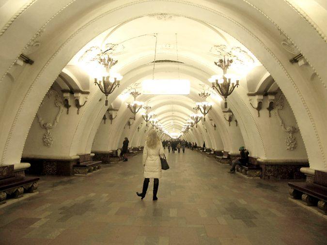Arbatskaya-metro-station-in-Moscow-Russia-675x506 8 Best Travel Destinations in June