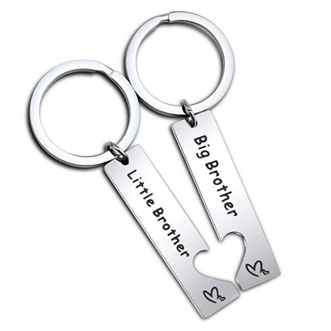 Brother-Sister-Keychains-675x675 Celebrate the Sacred Bond of Brother-Sister with Raksha Bandhan Gifts