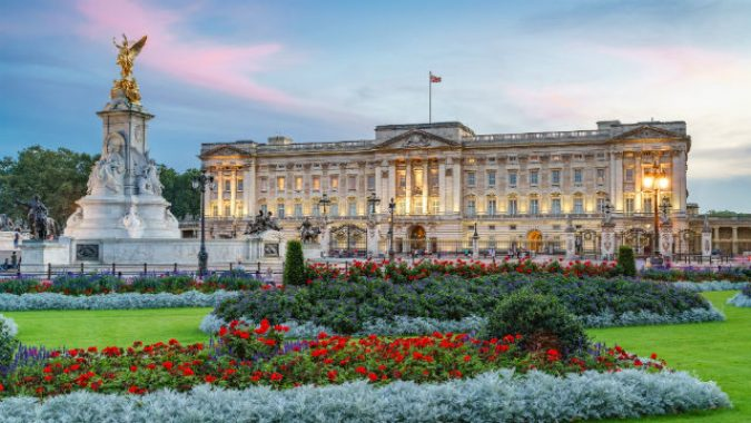 Buckingham-Palace-675x380 8 Best Travel Destinations in June