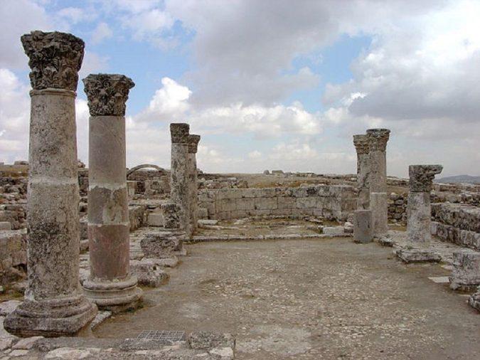 Byzantine-Church-in-Jordan-675x506 8 Best Travel Destinations in June
