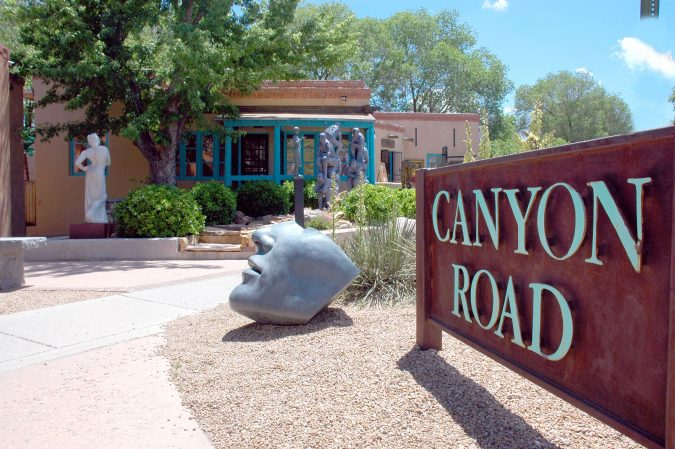 Canyon-Road-675x449 8 Best Travel Destinations in June