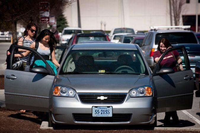 Carpooling-car-675x449 Saving Nature: Best 10 Eco-Friendly Transport Types