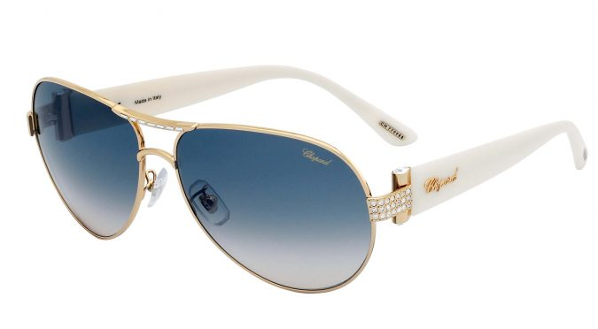 Chopard-De-Rigo-Vision-Sunglass-675x372 Top 10 Most Luxurious Sunglasses Brands