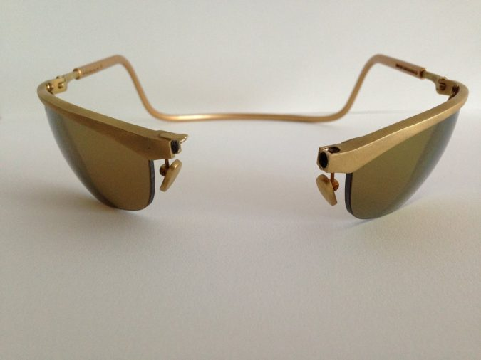 Clic-Gold-sports-sunglasses-675x506 Top 10 Most Luxurious Sunglasses Brands