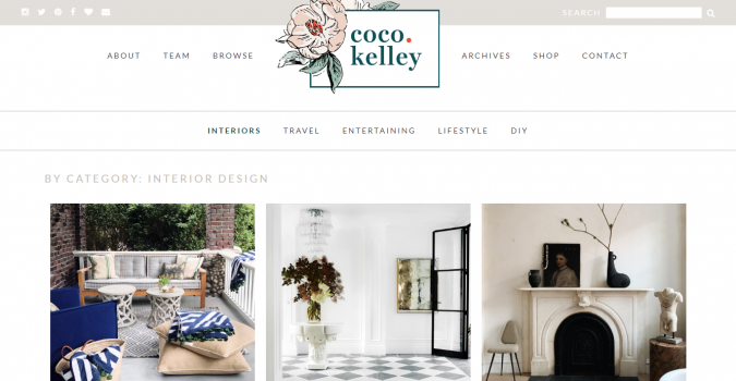 Coco-Kelley-interior-design-675x350 Best 50 Interior Design Websites and Blogs to Follow in 2019