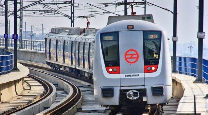 Delhi-Metro-2-675x375 Saving Nature: Best 10 Eco-Friendly Transport Types
