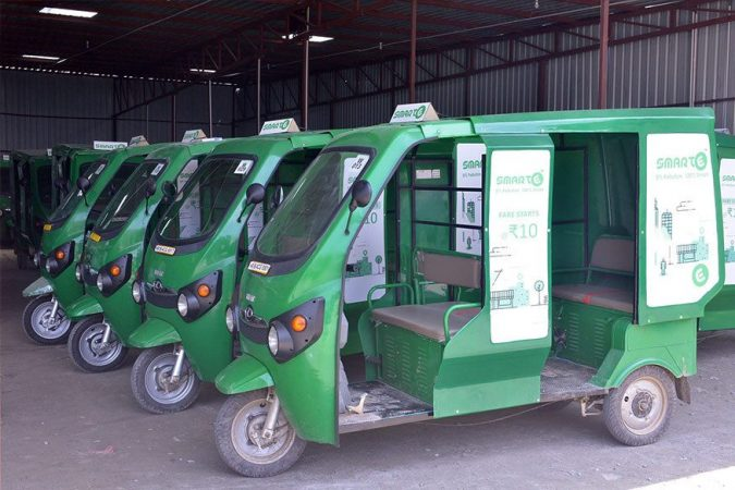E-rickshaws-675x450 Saving Nature: Best 10 Eco-Friendly Transport Types