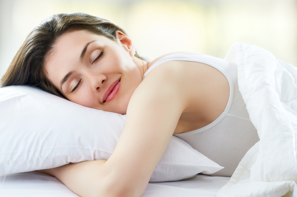 Get-8-hours-of-beauty-sleep Get Healthy Clear Skin With These 5 Simple Tips