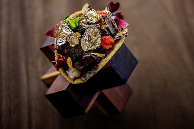 Grand-Velas-Los-Cabos-taco-675x450 10 Most Luxury Dishes Only for Billionaires