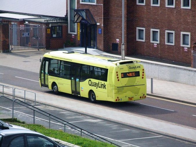 Hybrid-Electric-Bus-2-675x506 Saving Nature: Best 10 Eco-Friendly Transport Types