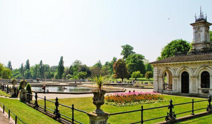 Hyde-Park-in-London-675x395 8 Best Travel Destinations in June