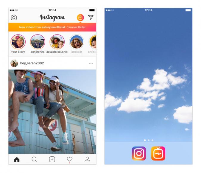 IGTV-instagram-675x581 5 Instagram Marketing Trends Altering the Industry