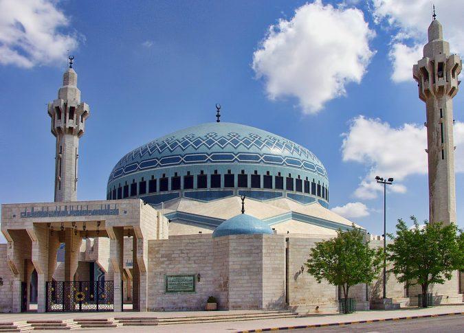 King-Hussein-Mosque-in-Jordan-675x485 8 Best Travel Destinations in June