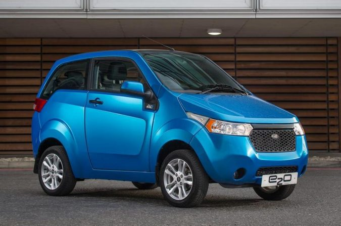 Mahindra-e2o-electric-car-675x447 Saving Nature: Best 10 Eco-Friendly Transport Types