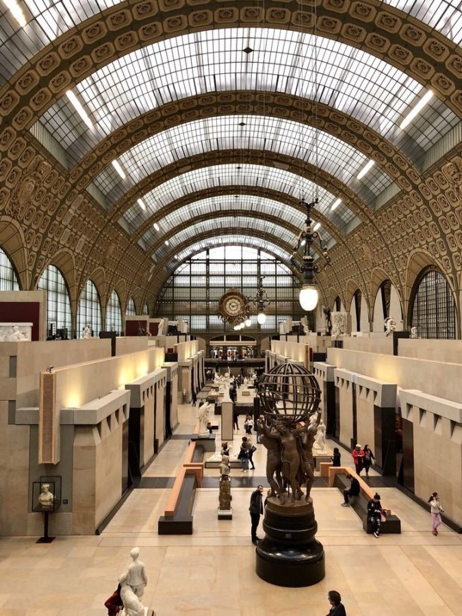 Musée-d'Orsay-in-Paris-France-675x900 8 Best Travel Destinations in June