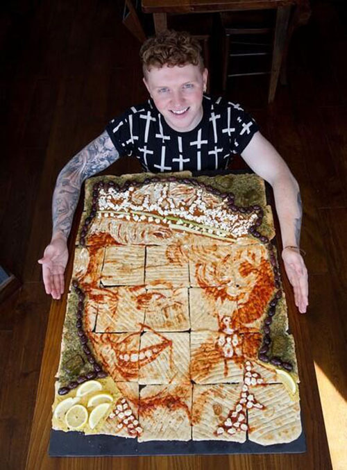 Nathan-Wyburn-art..-1 Top 10 Best Food Artists in the World