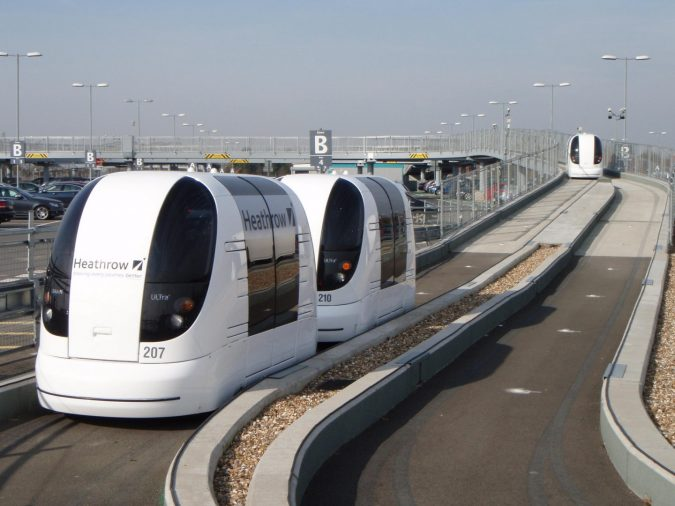 PRT-Pod-Cars-675x506 Saving Nature: Best 10 Eco-Friendly Transport Types