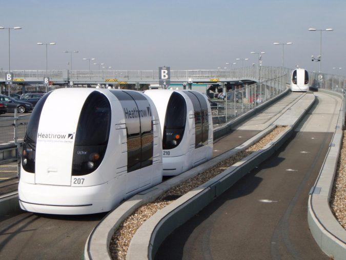 PRT-Pod-Cars-675x506 Saving Nature: Best 10 Eco-Friendly Transport Types