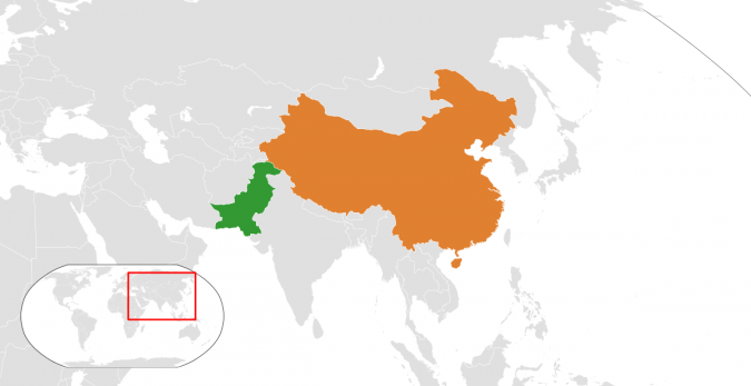 Pakistan-China-world-map-675x347 A Realist's Guide on Conducting Property Speculation in Pakistan (and How You Can Score Big ROIs)