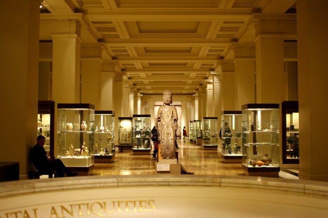 Petrie-Museum-in-London-675x450 8 Best Travel Destinations in June