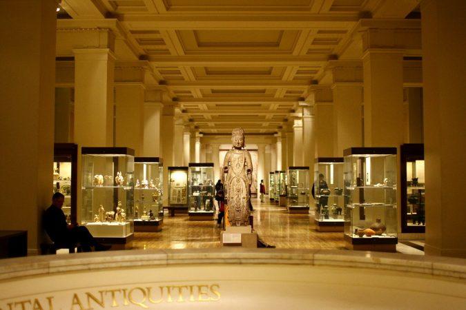 Petrie-Museum-in-London-675x450 8 Best Travel Destinations in June