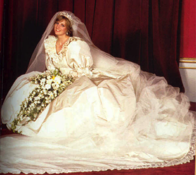 Princess-Diana-wedding-675x603 Top 10 Most Expensive Wedding Cakes Ever Made