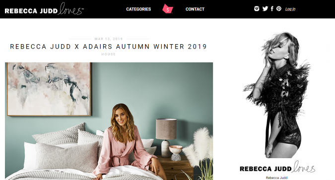 Rebecca-Jude-Loves-website-interior-design-675x363 Best 50 Interior Design Websites and Blogs to Follow in 2019