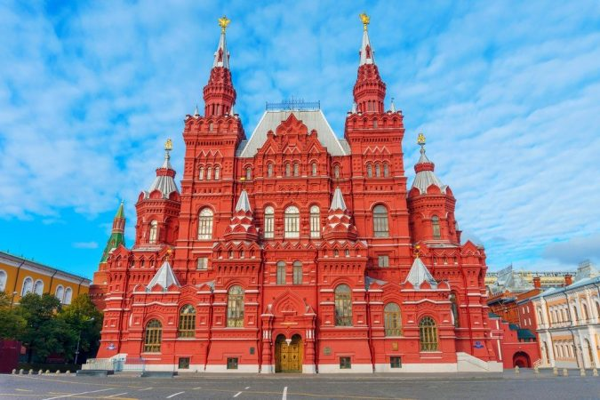 Red-Square-Russia-675x450 8 Best Travel Destinations in June