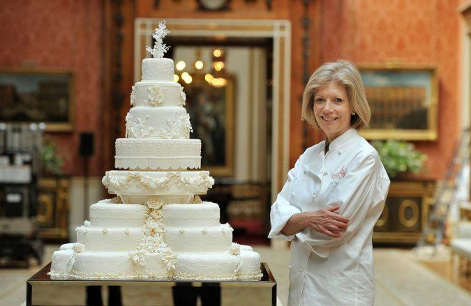 Royal-wedding-Cake-of-Princess-Kate-675x439 Top 10 Most Expensive Wedding Cakes Ever Made