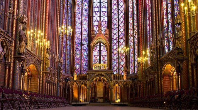 Sainte-Chapelle-in-paris-675x378 8 Best Travel Destinations in June