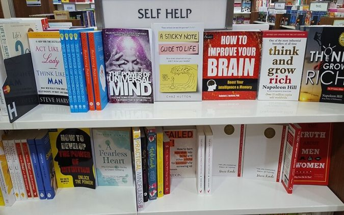 Self-Help-Books-675x422 8 Gift Ideas for The Grad in Your Life