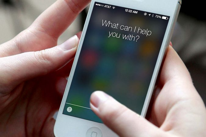 Siri-Virtual-Assistant-675x450 5 Most Important Tech Trends This Year