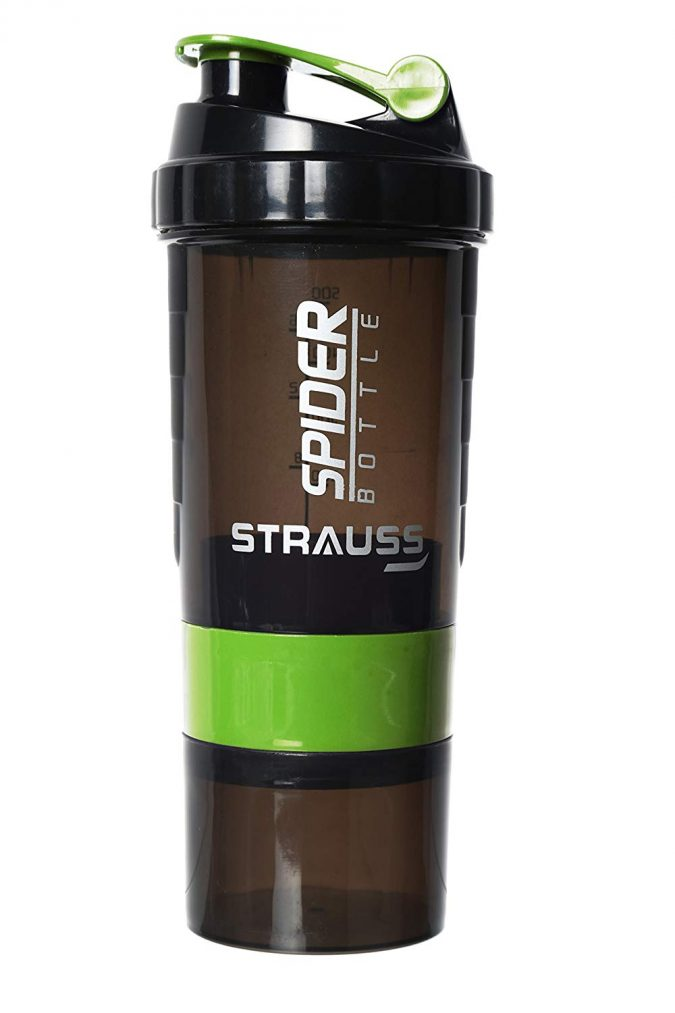 Strauss-Spider-Shaker-Bottle-675x1013 10 Best-Selling Fitness Products to Get Fit in 2019 .. [By Pouted.com]