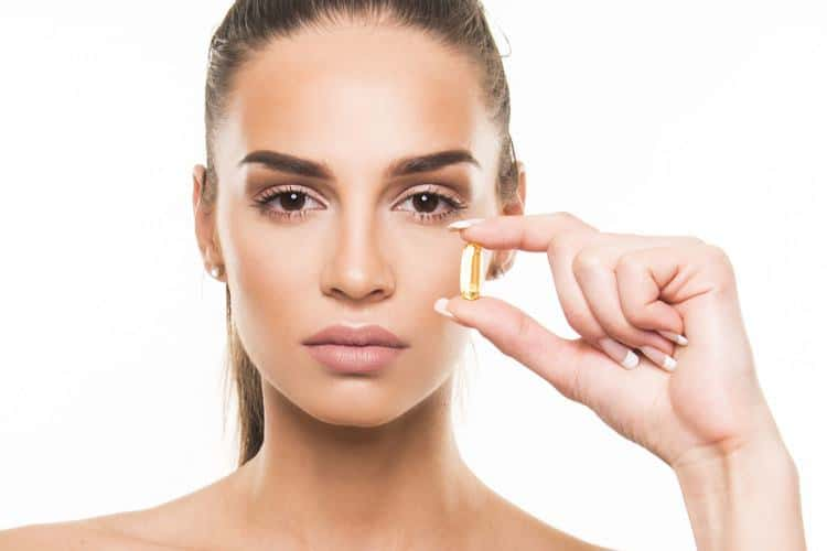 Take-Collagen-Supplements Get Healthy Clear Skin With These 5 Simple Tips