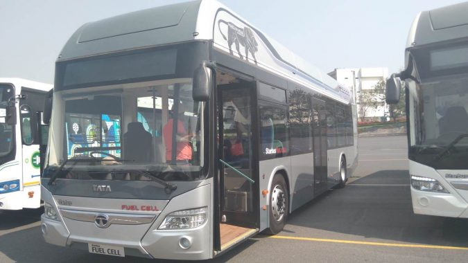 Tata-Fuel-Cell-Bus-2-675x380 Saving Nature: Best 10 Eco-Friendly Transport Types