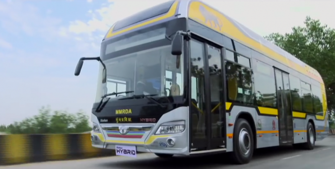 Tata-Fuel-Cell-Bus-675x340 Saving Nature: Best 10 Eco-Friendly Transport Types