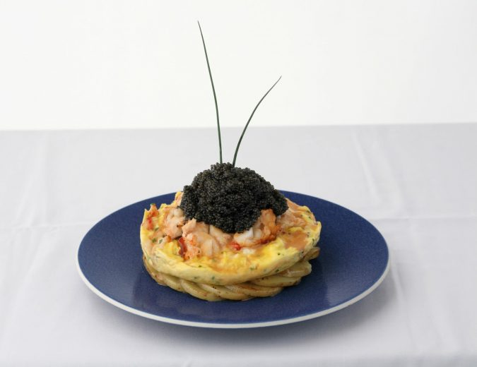 Zillion-Dollar-Lobster-Frittata-675x520 10 Most Luxury Dishes Only for Billionaires