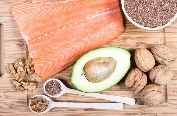 a-selection-of-food-rich-in-vitamin-b7-675x444 How Healthy Eating Can Help Hair Growth