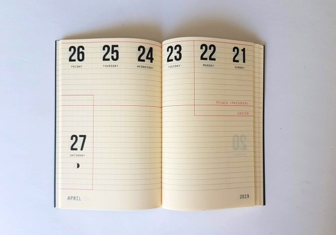 calendar-and-planner-675x473 8 Gift Ideas for The Grad in Your Life