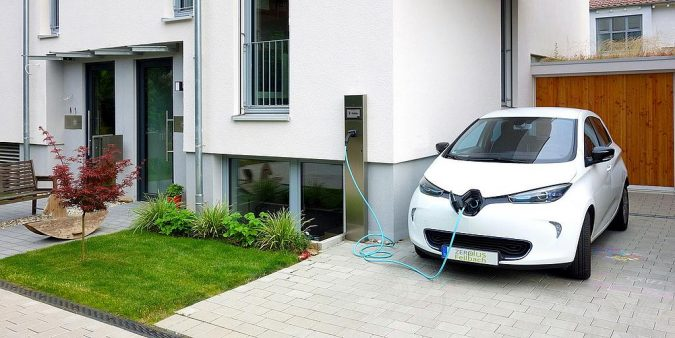 charging-electric-car-at-home-3-675x338 Cyber Security Issues of Internet with Electric Vehicles