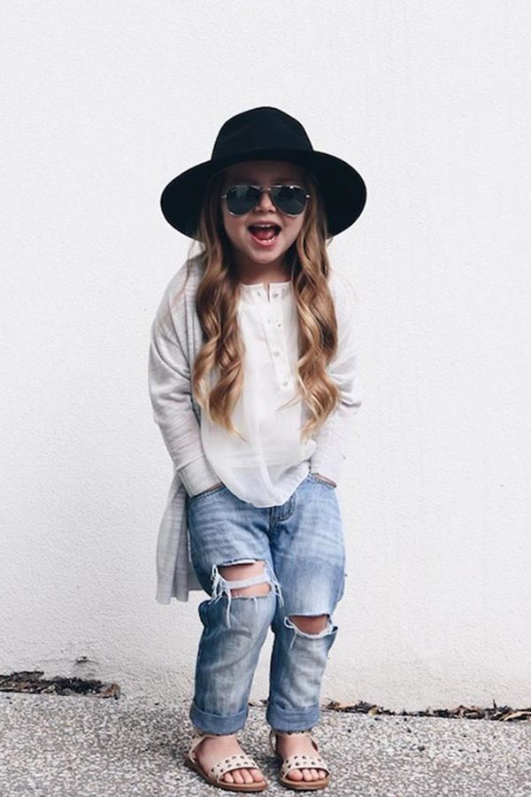 children-casual-outfit Children's Fashion: Trends for Girls and Boys