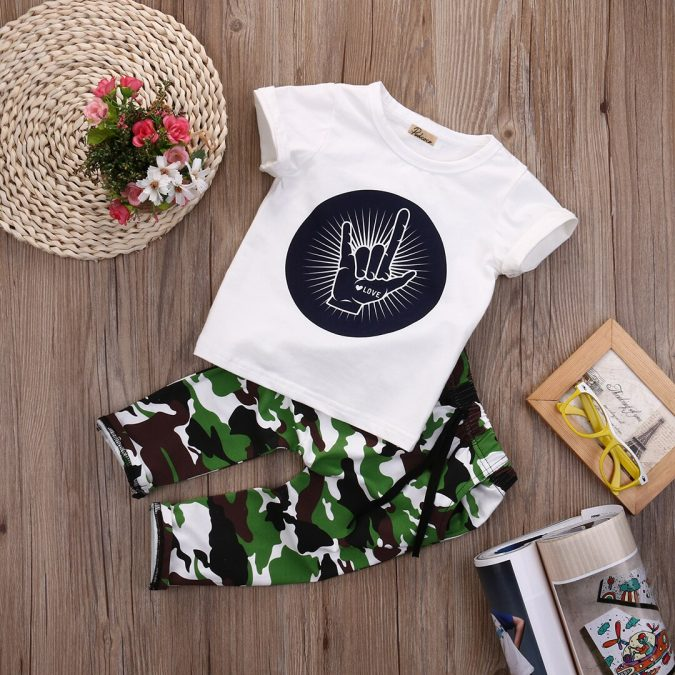 children-fashion-military-style-outfit-675x675 Children's Fashion: Trends for Girls and Boys