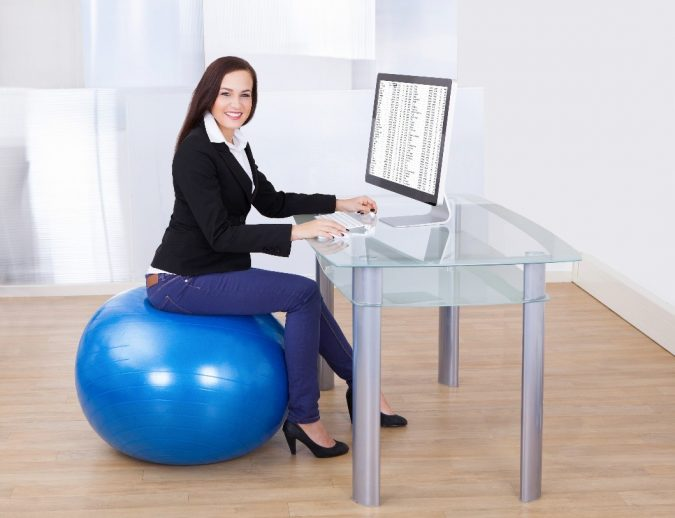 computer-fitness-Dynapro-Exercise-Ball-675x518 10 Best-Selling Fitness Products to Get Fit in 2020
