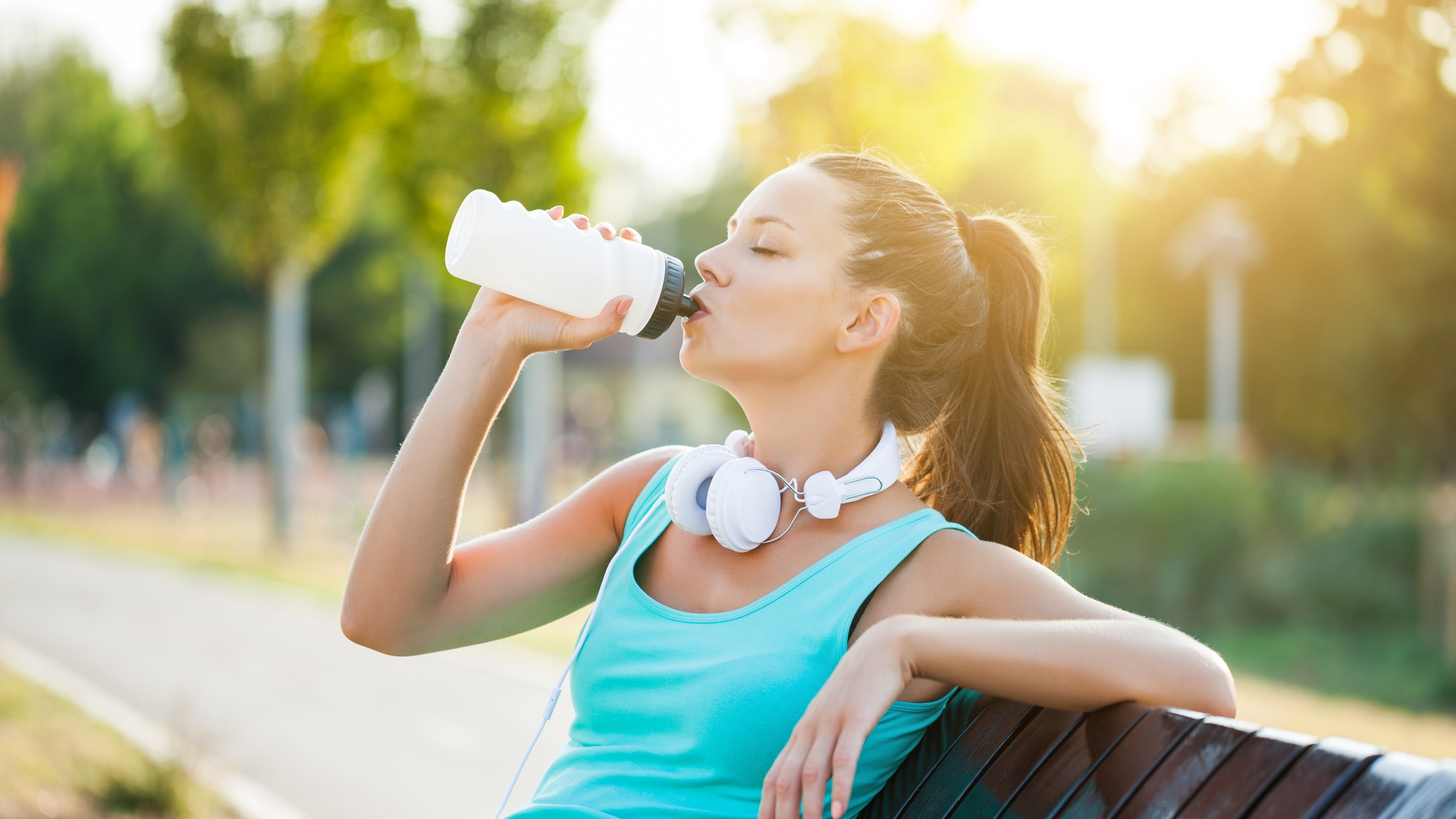 drink-water Get Healthy Clear Skin With These 5 Simple Tips